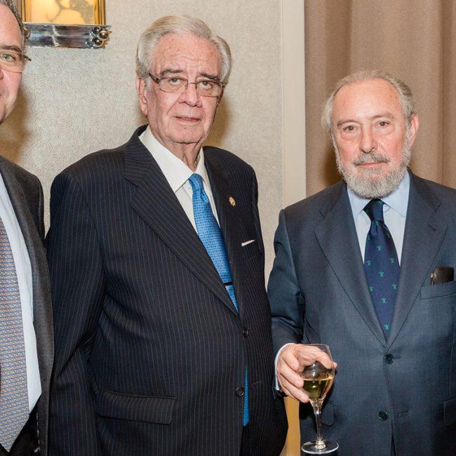 Ramón Rodríguez Arribas nuevo presidente de la Fundación para la Magistrtura